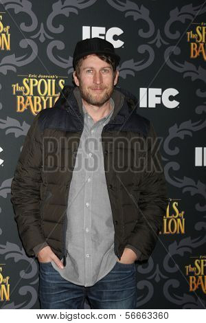 LOS ANGELES - JAN 7:  Scott Aukerman at the IFC's