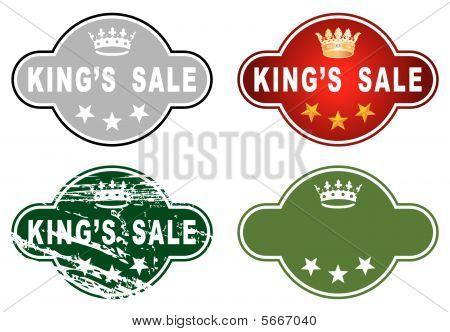 Kings Sale
