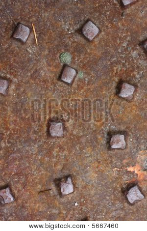 Manhole Close-up