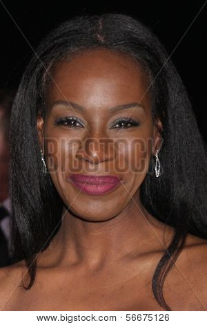 PALM SPRINGS - JAN 4:  Amma Asante at the Palm Springs Film Festival Gala at Palm Springs Convention Center on January 4, 2014 in Palm Springs, CA