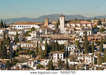 Albaicin district