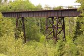 Railroad High Bridge