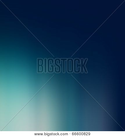 Neon Abstract Linght Design On Dark Background
