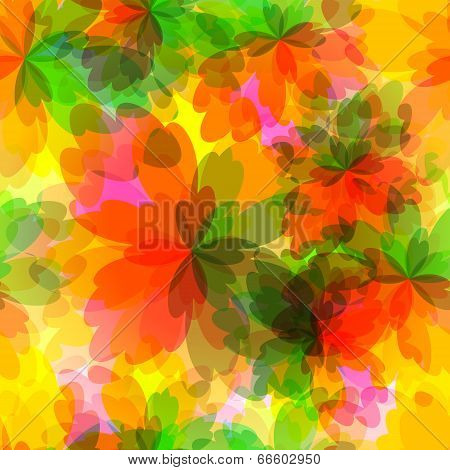 Seamless Colourful Background