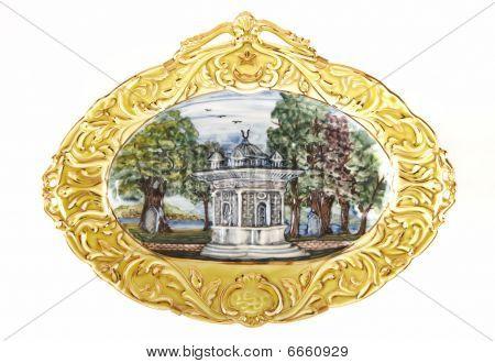 Ottoman Plate