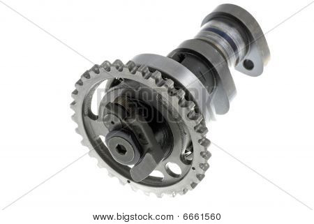 Damaged Camshaft Gear