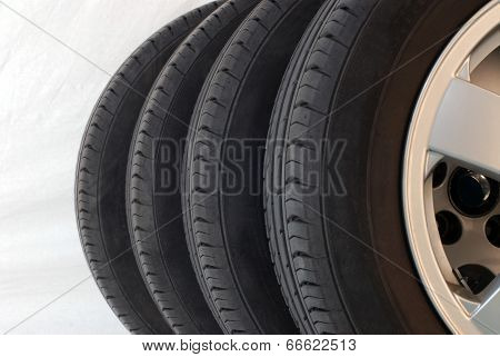 summer tires fragment