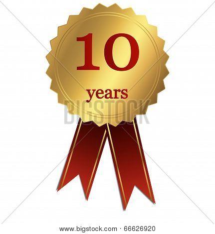 Jubilee - 10 Years