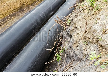 Unfinished Pipeline