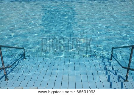 water outdoor pools
