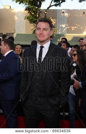 LOS ANGELES - JUN 10:  Channing Tatum at the