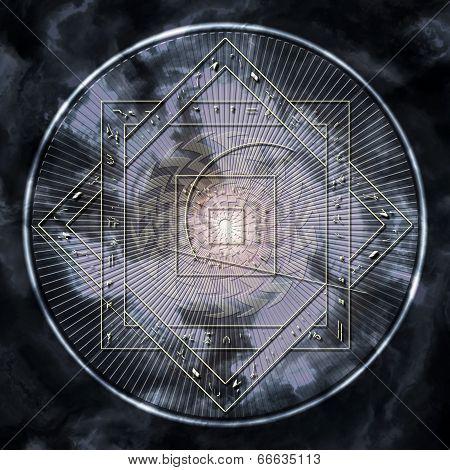 Astrological Disc
