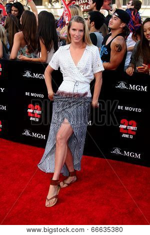 LOS ANGELES - JUN 10:  Heather Morris at the