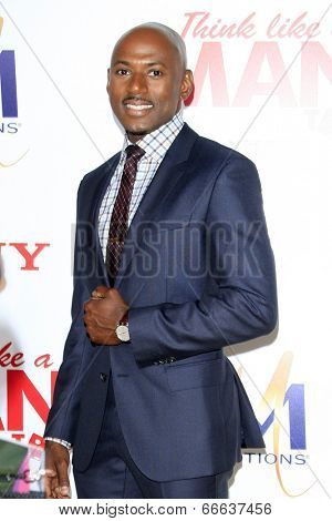 LOS ANGELES - JUN 9:  Romany Malco at the