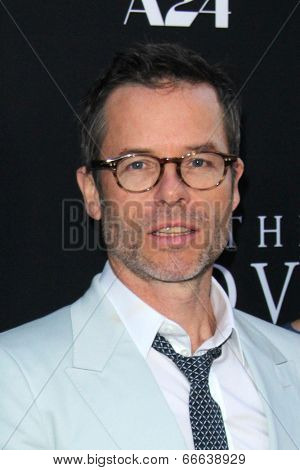 LOS ANGELES - JUN 12:  Guy Pearce at the