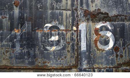 steampunk grunge metal background