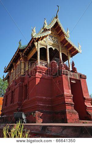 Hall of Buddha