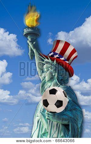 American Soccer.