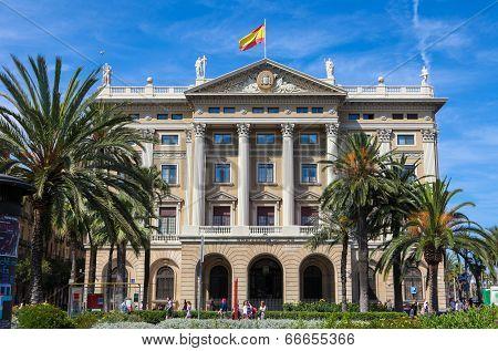 Comandancia De Barcelona