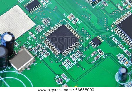 Circuit board, DOF