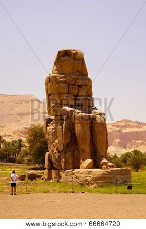 Egypt Colossus