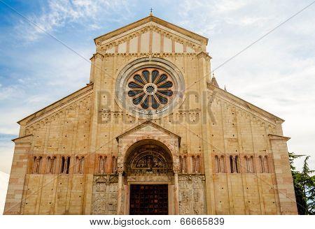 San Zeno Cathedral, Verona