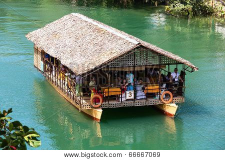 Exotic River Cruise In Bohol Philippines