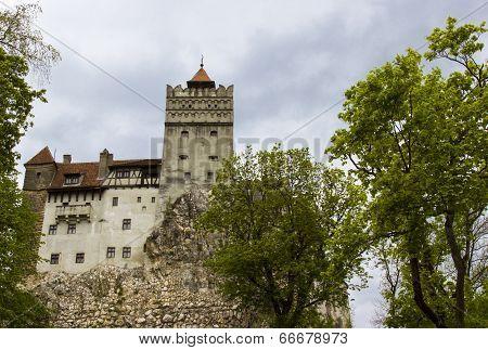 Dracula's Castle (front)
