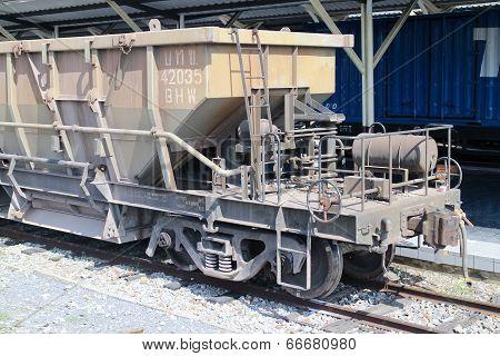 Bogie Hopper Wagon no 42035