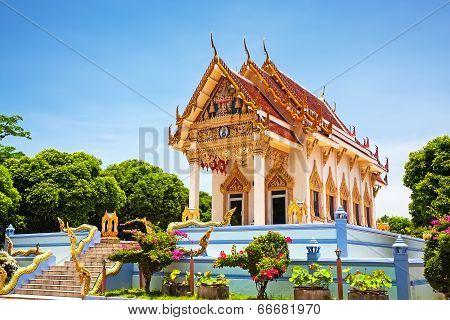 Thailand, Koh Samui, Kunaram Temple