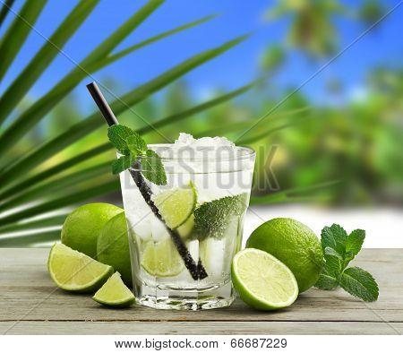 tropical mojito