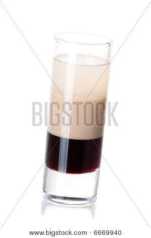 Shot Cocktail Collection: B52
