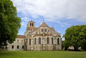 stock photo of magdalene  - Basilique  of St - JPG