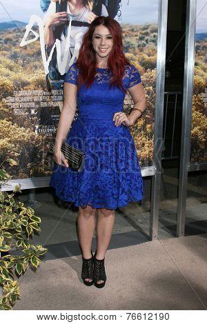 LOS ANGELES - NOV 19:  Jillian Rose Reed at the
