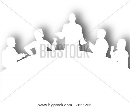 Cutout Meeting