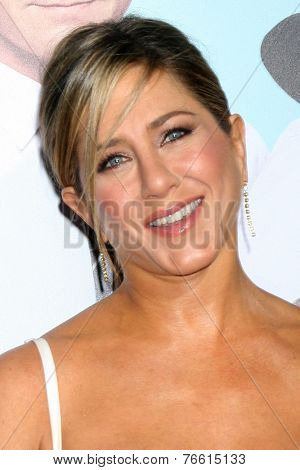 LOS ANGELES - NOV 20:  Jennifer Aniston at the