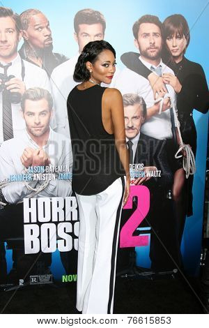LOS ANGELES - NOV 20:  Natasha Marc at the
