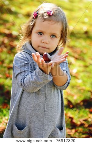Girl With Chestnut