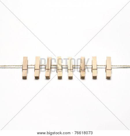 Cloth Pin