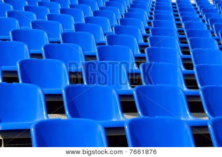 seats at stadium