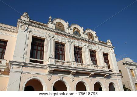 Theatre In Cuba