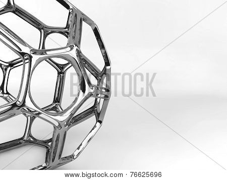 Metal Abstract Structure