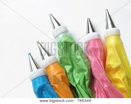 cake icing bags