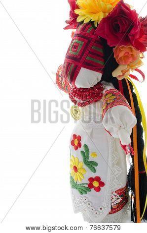 Folk Handmade Doll