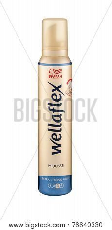 Wellaflex Mousse Extra Strong Hold