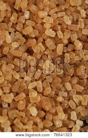 Cane sugar background