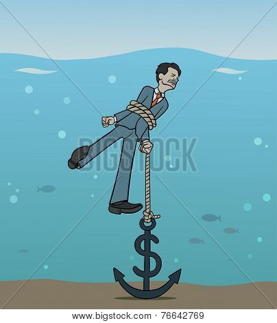 dollar anchor