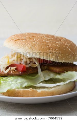 Asian Burger