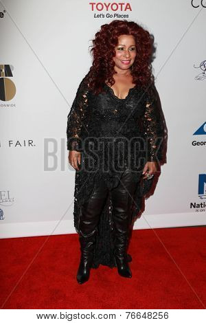 LOS ANGELES - NOV 19:  Chaka Khan at the Ebony Power 100 Gala at the Avalon on November 19, 2014 in Los Angeles, CA