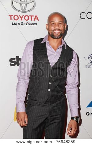 LOS ANGELES - NOV 19:  Shaun T at the Ebony Power 100 Gala at the Avalon on November 19, 2014 in Los Angeles, CA